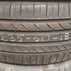 Neumáticos Continental ContiSportContact