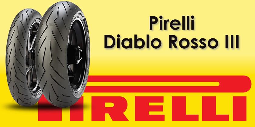 Pirelli Diablo Rosso III
